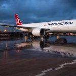 Turkish Cargo uçağı pistte kaldı!